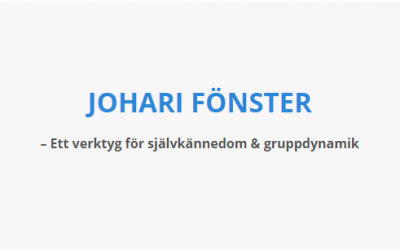 Johari Fönster